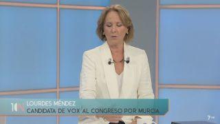 Entrevista electoral a Lourdes Méndez I