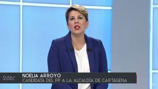 Entrevista electoral a Noelia Arroyo