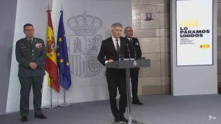 16/03/2020 RP Ministro Interior, Fernando Grande-Marlaska