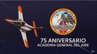 75 aniversario de la Academia General del Aire I