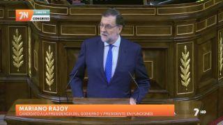 Debate de investidura de Mariano Rajoy, 30 de agosto