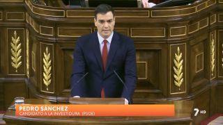 Debate de investidura de Pedro Sánchez, segunda votación