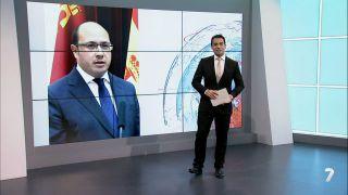 Debate de investidura Pedro Antonio Sánchez, 29 de junio