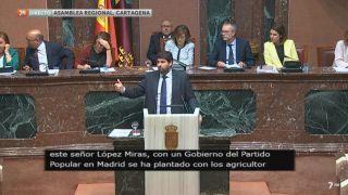 Debate sobre el Estado de la Región, 13 de junio II