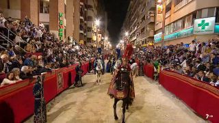 Desfile Bíblico Pasional de Lorca II