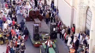 Desfile de carrozas San Marcos Bullas 2016