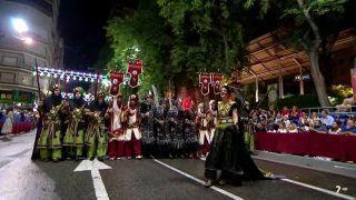 Desfile Moros y Cristianos 2018