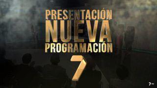 Presentación nueva programación 7