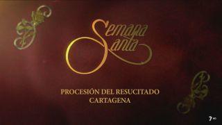 Procesión del Resucitado de Cartagena