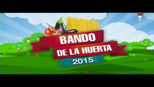 Bando de la Huerta (07/04/2015)