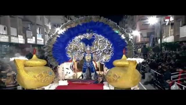 Carnaval de Águilas (07/02/2015)