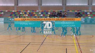 01/01/2021 Futsal PR7 - CD Judesa TCA Molina
