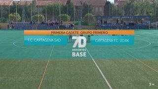 01/06/2019 FC Cartagena SAD - Cartagena FC UCAM