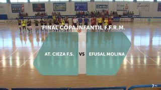 01/09/2018 AT. Cieza F.S. - Efusal Molina