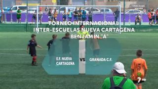 01/10/2016 EFN Cartagena - Granada CF