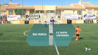 01/10/2016 Real Murcia - EFN Cartagena