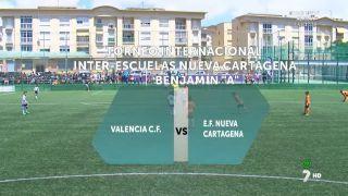 01/10/2016 Valencia CF - EF Nueva Cartagena