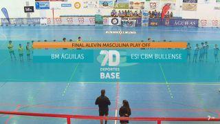 01/11/2019 BM Águilas - ESI CBM Bullense