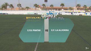 02/06/2018  E.F.B. Pinatar - E.F. La Aljorra