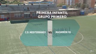 03/02/2018 C.D. Mediterráneo - Mazarrón F.B.