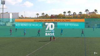 03/08/2019 A.D. Reino de Murcia - E.F. Totana