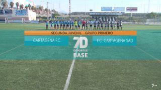 03/11/2018 Cartagena FC - FC Cartagena SAD