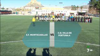 04/02/2017 E.F. Montecasillas - C.D. Villa de Fortuna A