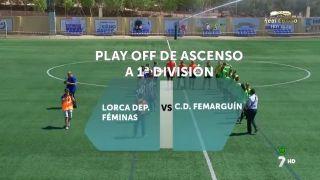 04/06/2016 Lorca Deportiva Féminas - C.D. Femarguín