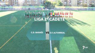 05/03/2016 C.D. Barnés - E.F Altorreal