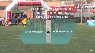 05/05/2018 CF El Progreso - Real Murcia CF