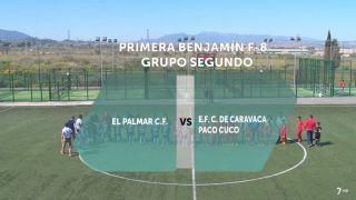 05/08/2017 El Palmar C.F. - E.F.C. de Caravaca