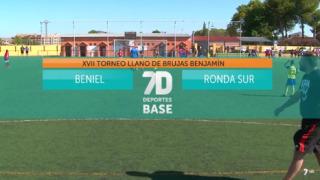 05/10/2019 Beniel - Ronda Sur