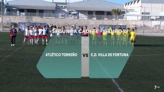 06/01/2018 Atlético Torreño - C.D. Villa de Fortuna