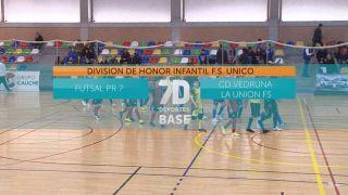 06/02/2021 Futsal PR7 - CD Vedruna La Unión FS