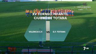 06/08/2016 Valencia CF - EF Totana