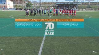 06/12/2018 Cartagena F.C. UCAM - A.D.M. Lorquí