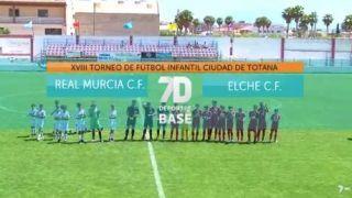 07/09/2019 Real Murcia - Elche CF