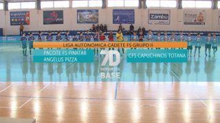 08/02/2020 FS Pinatar - CFS Capuchinos Totana