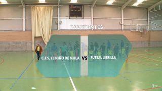 08/04/2017 El niño de Mula - Futsal Librilla