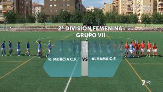 08/10/2016 R.Murcia C.F. - Alhama C.F.
