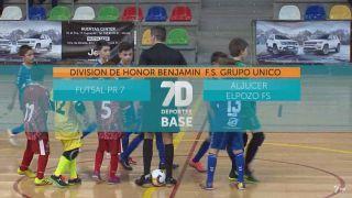 08/12/2020 Futsal PR7 - Aljucer ElPozo FS