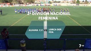 09/04/2016 Alhama CF - Lorca Deportiva