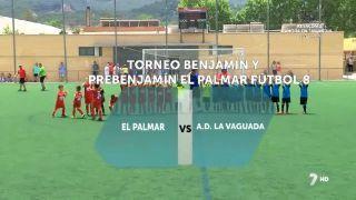 09/07/2016 El Palmar - La Vaguada Benjamín