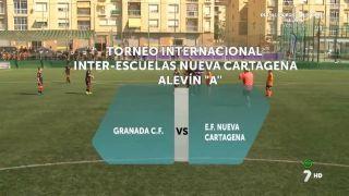 10/09/2016 Granada C.F. - E.F. Nueva Cartagena