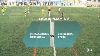 10/12/2016 C.J. Cartagena - A.D.  Barrio Peral