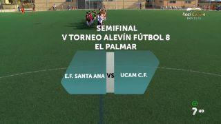 11/06/2016 E.F. Santa Ana - Ucam C.F.