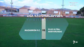 12/11/2016 Mazarrón FC - Plus Ultra Marvimundo