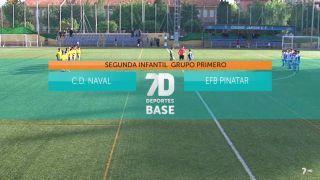 13/04/2019 C.D. Naval - EFE Pinatar