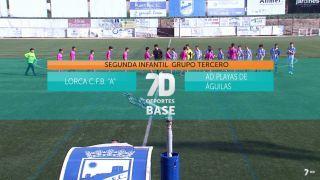 13/04/2019 Lorca CFB - AD Playas de Águilas