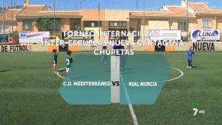 13/08/2016 CD Mediterráneo Vs Real Murcia
